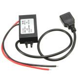 Harga Teamtop Mobil Dc 12 V 24 V Ke Adaptor 5 V 3 Amp 15 Watt Konverter Pengatur Mundur Untuk Iphone Ipad Internasional Origin