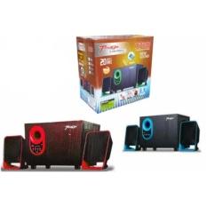 Teckyo Speaker Multimedia 778B Bisa Bluetooth Connection 2.1ch
