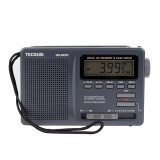 Review Tentang Tecsun Dr 920C Radio Fm Mw Thomson 12 Band Jam Digital Alarm Pesawat Penerima Radio Fm And Lampu Latar Hitam