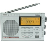 Promo Tecsun Full Band Fm Am Radio Receiver Pl 600 Intl