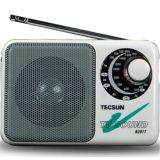 Toko Tecsun Multi Band Fm Am And Audio Channel Tv Putih Radio Penerima R 201T Online Di Tiongkok