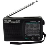 Jual Tecsun R 909 Fm Am Sw Band Dunia Radio Portabel Receiver Radio Fm Dx Penerima Sensitivitas Lokal Oem Ori