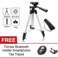 Tefeng Tripod TF-3110 - For Smartphone - handycam - Pocket Camera
