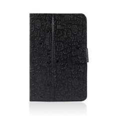 Teiton Universal Case for Tablet iPad Galaxy 7 Inch Tablet PC - Hitam