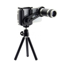 Review Tele Lens Quality Telescope 8X Zoom Black Di North Sumatra