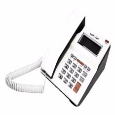 Jual Telephone Sahitel S 52 White Branded Original