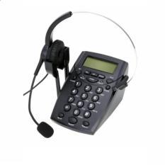 Telepon Rumah Kantor Dialpad Headset Call Center Customer Service Telpon Telephone Fixed Wireless