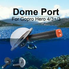 Spesifikasi Telesin Dome Port Menyelam Fotografi Ringan Pegangan Untuk Pergi Pro Hero 4 Kamera Os802 Terbaik