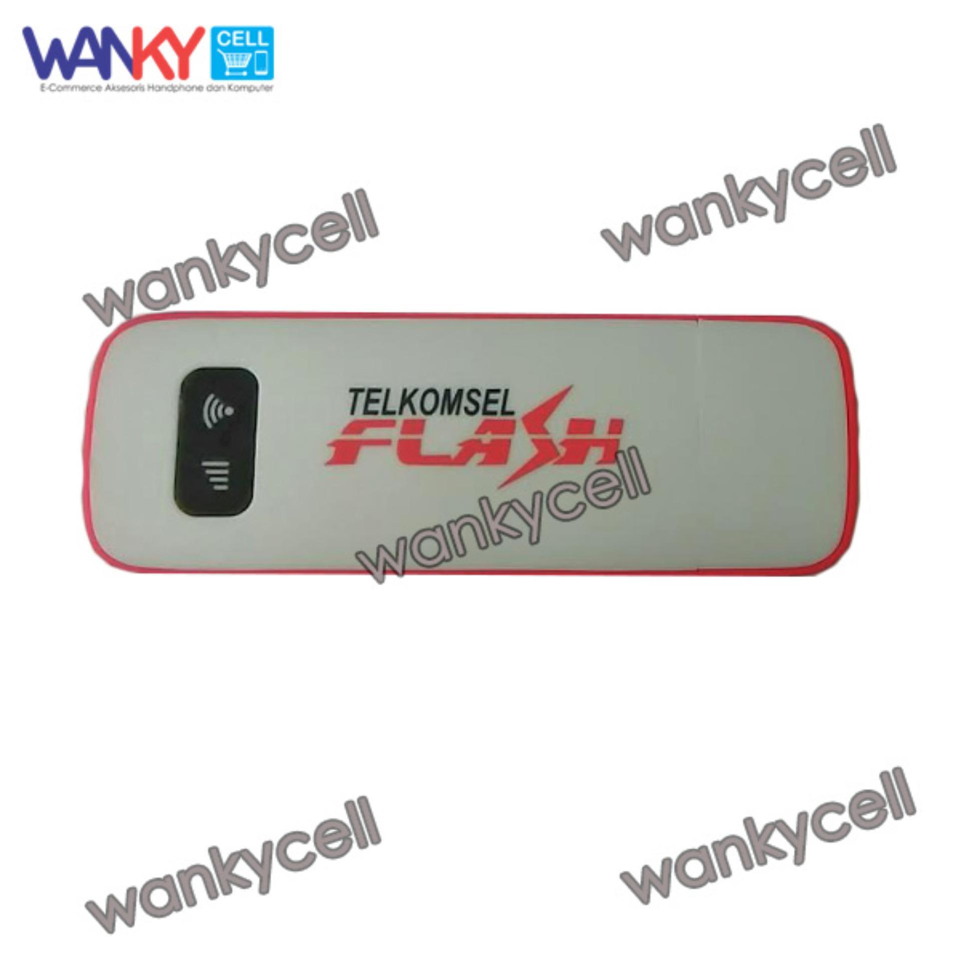 Telkomsel Flash USB Mobile Link Wingle ML27 4G LTE 150Mbps Wifi Hotspot