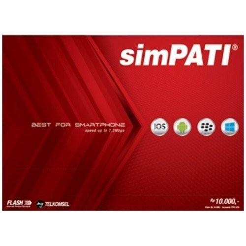 Perbandingan Harga Telkomsel Simpati Nomor Cantik 08 1223 668899 Di Indonesia