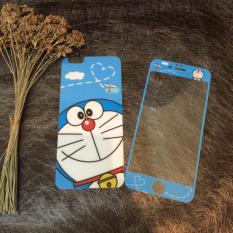 Promo Temper Glass Full Cover Depan Belakang Motif Karakter For Iphone 6 4 7 Murah