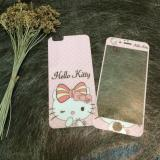 Jual Beli Temper Glass Full Cover Depan Belakang Motif Karakter For Iphone 6 4 7