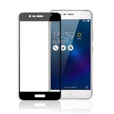 Spesifikasi Temper Glass Full Screen Cover Asus Zenfone 3 Max 5 2 Zc520Tl List Black Lengkap