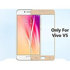 Harga Temper Glass Full Screen Cover Vivo V5 List Gold Branded