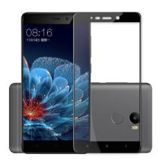 Model Temper Glass Full Screen Cover Xiaomi Redmi 4A List Black Terbaru