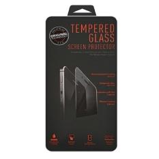 Temper Samsung Galaxy C9 Pro Ukuran 6.0 Inch  Tempered Glass Anti Gores Kaca 9H / Pelindung Layar  / Screen Guard / Screen Protection - Transparant