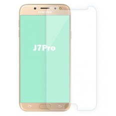 Tempered Glass Anti Gores Kaca Samsung J7 PRO - Clear