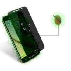 Tempered Glass Anti Spy Oppo F1s A59 Screen Protector Privacy Oppo F1s