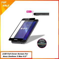 Jual Beli Tempered Glass Asus Zenfone 3 Max 5 2Inch Zc520Tl Full Cover Hitam