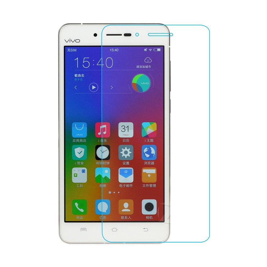 Rp 16.900. Vn Vivo X5 Max Tempered Glass 9H Screen Protector ...