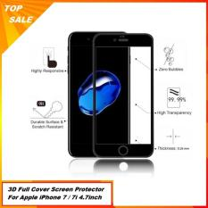 Review Toko Tempered Glass For Apple Iphone 7I 3D Full Cover Black