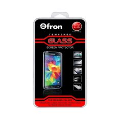 Tempered Glass for Lenovo A6600 - EFRON - Anti Gores Kaca - Round Edge 2.5D - Clear