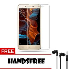 Tempered Glass For Lenovo K5 Plus Ultra Screen Protector + Free Handsfree