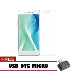 Tempered Glass For Oppo Neo 9 A37 Ultra Screen Protector + Free Usb OTG