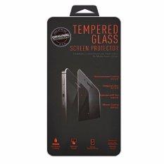 Tempered Glass For Samsung Galaxy A9 Pro 2016 Anti Gores Kaca 9H / Screen Protector / Screen Guard / Pelindung Layar HP - Transparant