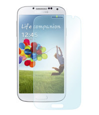 Samsung Galaxy S4  Anti Gores Kaca / Tempered Glass Kaca Bening