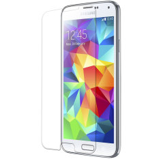 Samsung Galaxy S5  Anti Gores Kaca / Tempered Glass Kaca Bening