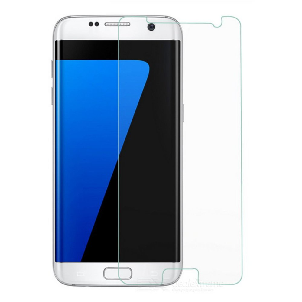 Vn Samsung Galaxy S7 Edge / G935F / Duos Dual Tempered Glass 9H Screen Protector 0.32mm - Transparan