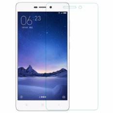 Jual Tempered Glass For Xiaomi Redmi 3 Pro Clear Anti Crash Film Tempered Glass Branded