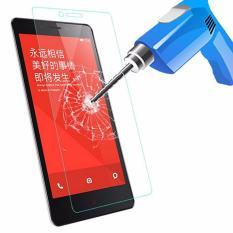 Jual Tempered Glass For Xiaomi Redmi 1 Redmi 1S Clear Anti Crash Film Tempered Glass Original