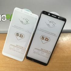 Tempered Glass Full Oppo F5 Anti Gores Kaca Oppo F5 Good Quality Murah Black Original