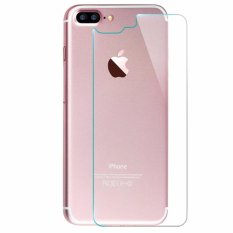 Tempered Glass Full Screen Back for Apple iPhone 7G/ Ip 7G/ iP 7G/ 7G Ukuran 4.7 Inch Anti Gores Kaca Belakang / Screen Protection/ Screen Guard / Only Belakang - Transparant