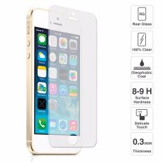 Toko Tempered Glass Iphone 5 5S 5Se Anti Gores Kaca Screen Guard Protector Clear Yang Bisa Kredit