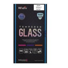 Tempered Glass Iphone 7 Fullset Hikaru Indoscreen(Free Antigores Blkg) - B769B3