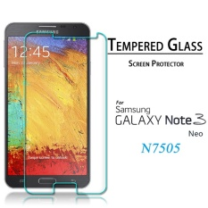 Tempered Glass Kaca Ori For Samsung Galaxy Note 3 Neo - Clear