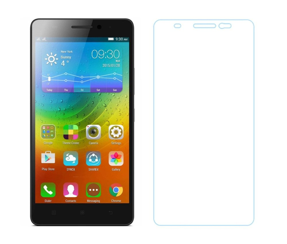 Rp 11.662. Vn Lenovo A7000 / A7000+ Plus Tempered Glass Screen Protector 0.32mm - Anti Crash Film - BeningIDR11662
