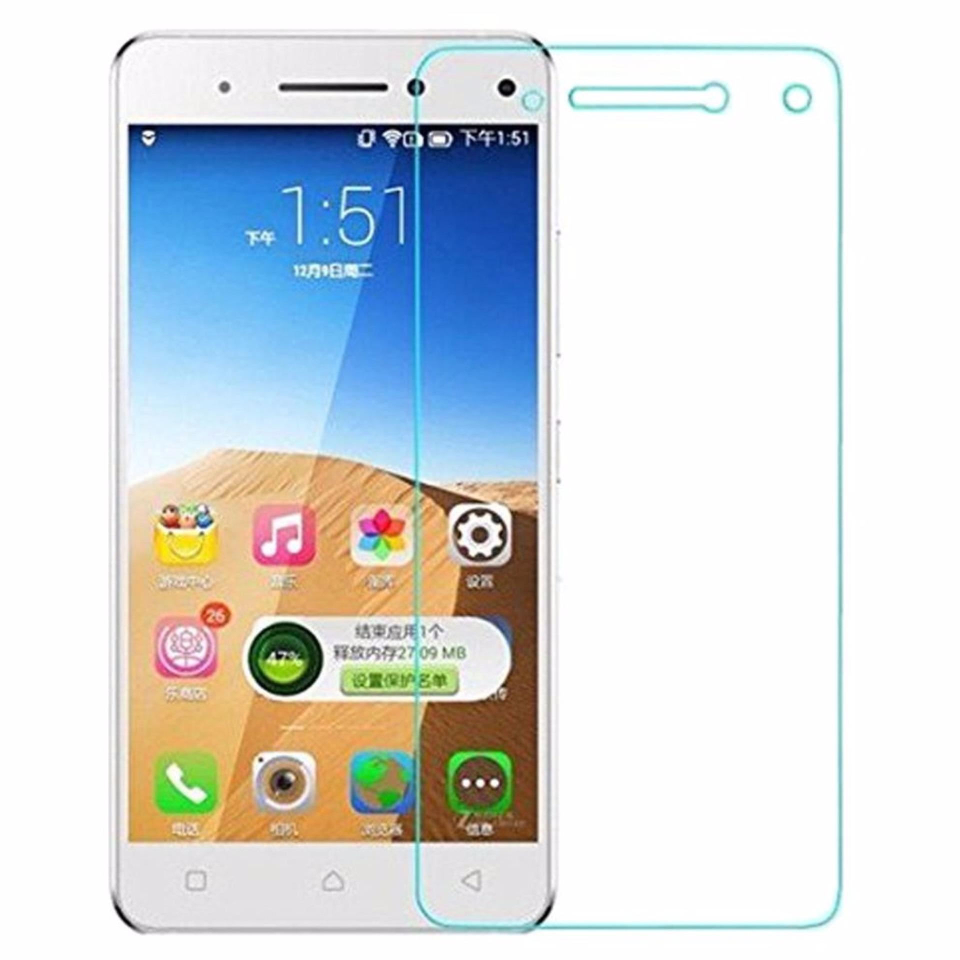 Vn Lenovo Vibe S1 Tempered Glass Screen Protector 0.32mm - Anti Crash Film - Bening