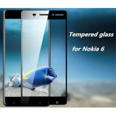 Review Tempered Glass Protector Nokia 6 Kaca Anti Gores List Black Tempered Glass Protector