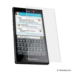 Spesifikasi Tempered Glass Protector Untuk Blackberry Z3 Anti Gores Screen Protector Bagus