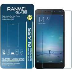 Tempered Glass Ranmel for Htc One M9 - Anti Gores - Clear
