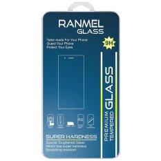 Tempered Glass Ranmel for Lenovo S860 - Rounded Edge 2.5D - Clear