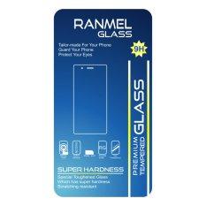 Tempered Glass Ranmel For Sony Xperia Z2 Depan Dan Belakang Screen Protector Putih Transparant Ranmel Glass Murah Di Dki Jakarta
