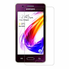 Tempered Glass Samsung Z2 - Clear - Anti Crash Film
