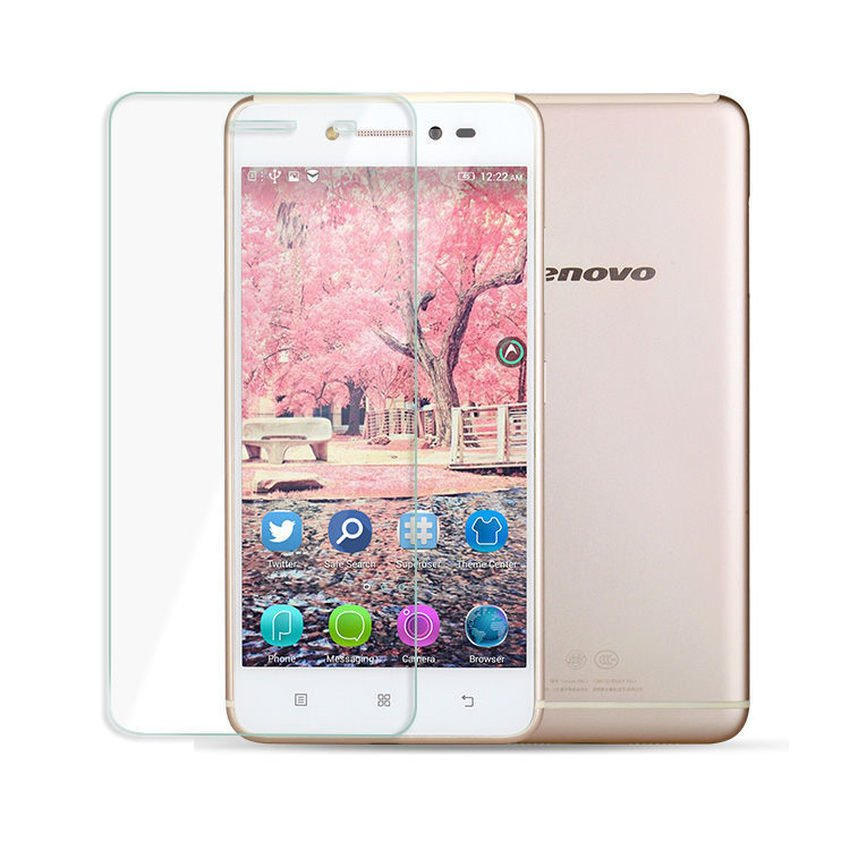 Vn Lenovo S90 / S90T / Sissley Tempered Glass Screen Protector 0.32mm - Anti Crash Film - Bening