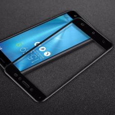 Tempered Glass Screen Protector / Anti Gores Kaca Asus Zenfone Live ZB501KL - Hitam