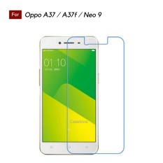 Tempered Glass Screen Protector Anti Gores Kaca Oppo A37 / A37f / Neo 9 - Clear
